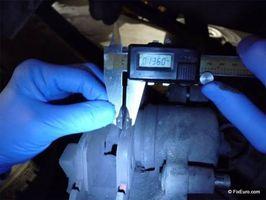 Bremsekloss erstatning Tips