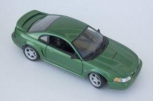Ford Hydrogen bil spesifikasjoner