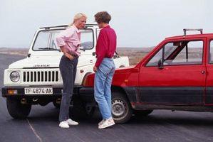 Hvordan lage Auto ulykkesforsikring krav enklere