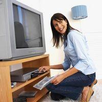 Hvordan koble en DVD-spiller & en Wii til en skarp Aquos TV