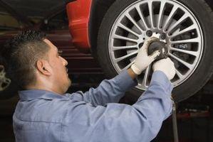 Hvordan fjerne svært rustne bremseslanger