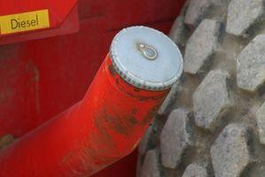 Slik sparer du drivstoff i lastebil