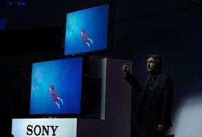 Hvor å adgang Sony Bravia TV Service-menyen