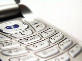 Hvordan endre IDen til en mobiltelefon