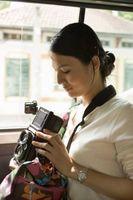 Rolleiflex F instruksjoner