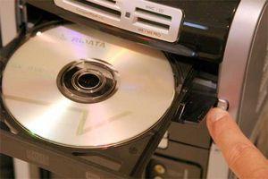 Hvordan å reparere en DVD-linsen