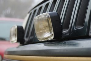 2001 Ford Escape tauing kapasiteten