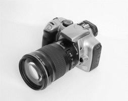 Hvorfor er min Nikon SLR søkeren Fuzzy?