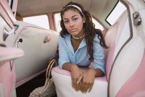 Hvordan fjerne Permanent markør fra et bilsete