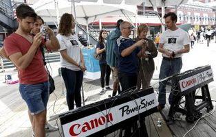 Tilbakestille et Canon PowerShot kamera til fabrikkinnstillinger