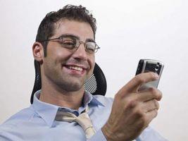 Hvordan å sende ledig SMS uten abonnement