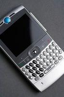 Slik Sync programvare for en Palm Treo 750