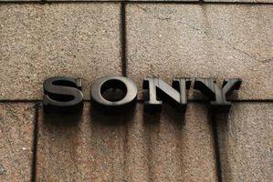 Hvor å fastsette en Sony projeksjon TV