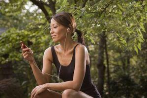 Hvordan laste ned musikk fra Internett til din MP3-spiller