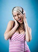 De beste hodetelefonene som ikke lekkasje lyd