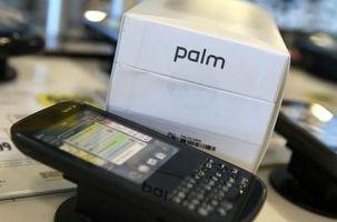 Hvordan endre ringetone for meldinger på en Palme Pixi