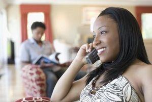 Hvordan hente beskjeder fra telefonen VTech trådløs