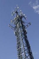 Hvordan å jorde en cellen telefon tårn