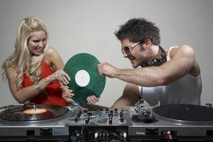 Hvordan bygge en DJ Booth hjemme