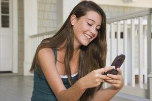 Hvordan få tekst meldingsposter for US Cellular
