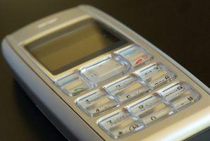 Sende en melding til en mobiltelefon i India