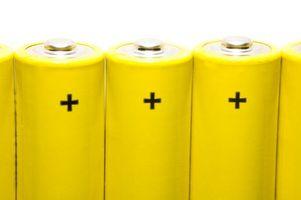 Hvordan lade et nikkel metall hydrid-batteri