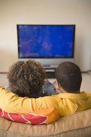 Bevegelse uskarphet problemer fra en DVD-spiller til en DLP TV