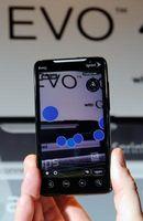 Hvordan du skriver på japansk på HTC EVO