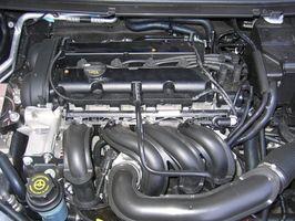 Hvordan erstatte en bakre Motor montere på en 2001 Buick Park Avenue