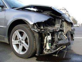 Hvordan håndtere en mindre bil ulykke rapport