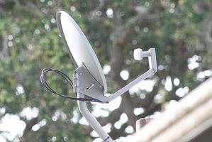 Hvordan sette opp KU Band satellitt