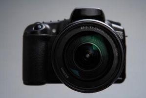 Problemer med CF-kortet på en Canon Digital Rebel XT