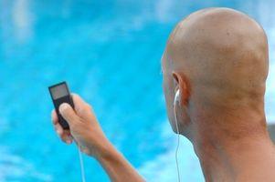 Å manuelt sette sanger på iPoden
