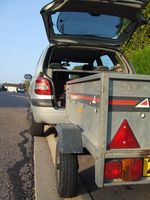 Hvordan leie lastebil & bil trailere
