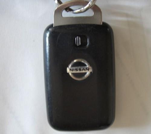 Hvordan Program Nissan bil nøkkel Fobs