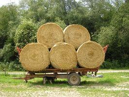 Hjemmelaget Hay trailere