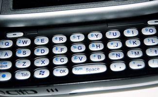 Hvor å låse opp en AT&T BlackBerry for T-Mobile-tjenesten