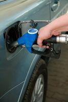 Hva skjer med en bil hvis dårlig gass er satt i den?