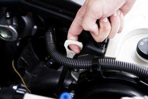 Typer olje for Ford 7.3 Liter Turbo E-serien varebiler