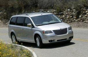 Hvordan forbedre gass kjørelengde i en Chrysler 3.3L Van