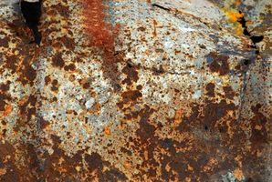 Hvordan erstatte rustne drivstoff linjer