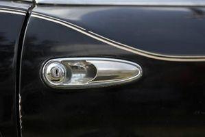 2006 Honda Accord passasjer Side dør panelet fjerning