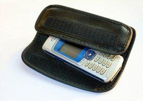 Hvordan hente mobiltelefonmeldinger & samtaler