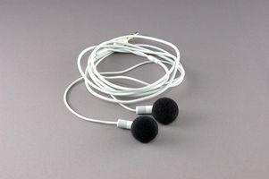 Hvordan du kobler en iPod til en bil-forsterker