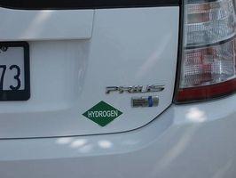Om Toyota Hydrogen drevet biler