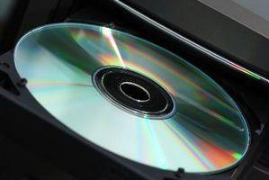 Hvor å fastsette en CD-spiller som holder frysing