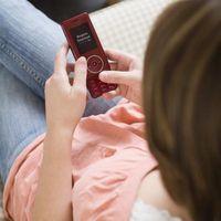 Hvordan lage sanger til ringetoner på en HTC HD2
