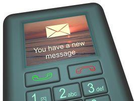Hvordan å sende ledig SMS Via datamaskin