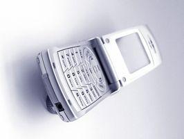 Hvor å låse opp telefonen Samsung Alias