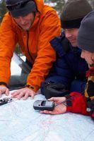 Internasjonale bruker for håndholdte GPS